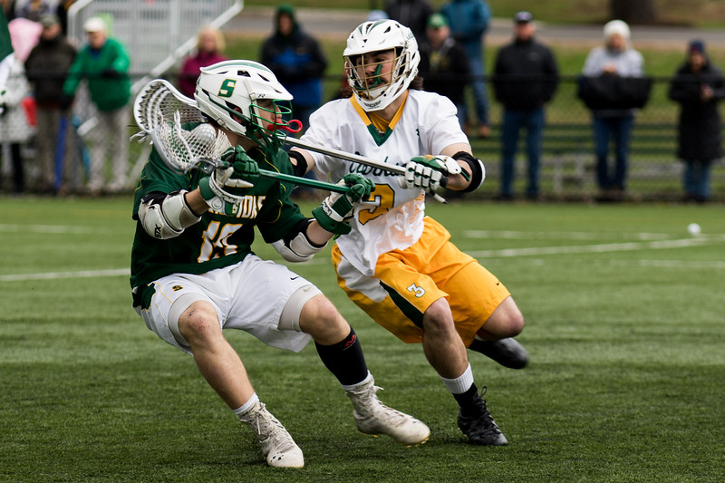 Clarkson Athletics: Men Lacrosse vs. Skidmore. Clarkson win