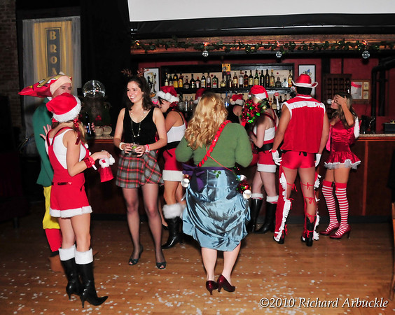 Ryan Wilson's Elf Party 12 11 2010