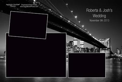Roberta & Josh's Wedding
