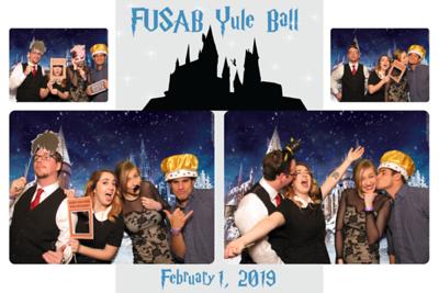 FUSAB Yule Ball