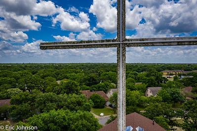 Peace Lutheran Church Cross