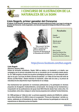 I Concurso (2013)