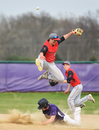 Alex Brill rides to the rescue as Firelands beats Keystone