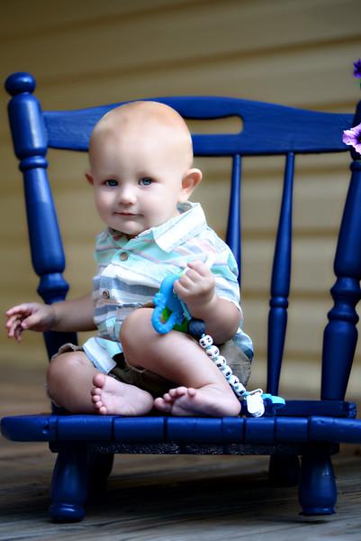 Warren is 9 months Old!