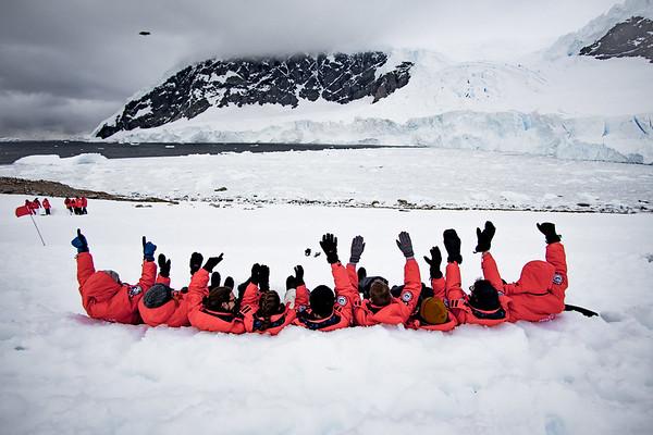 Antarctica Questionare