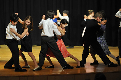 HEATHCOTE 5TH GRADE BALLROOM DANCING 3-10-11