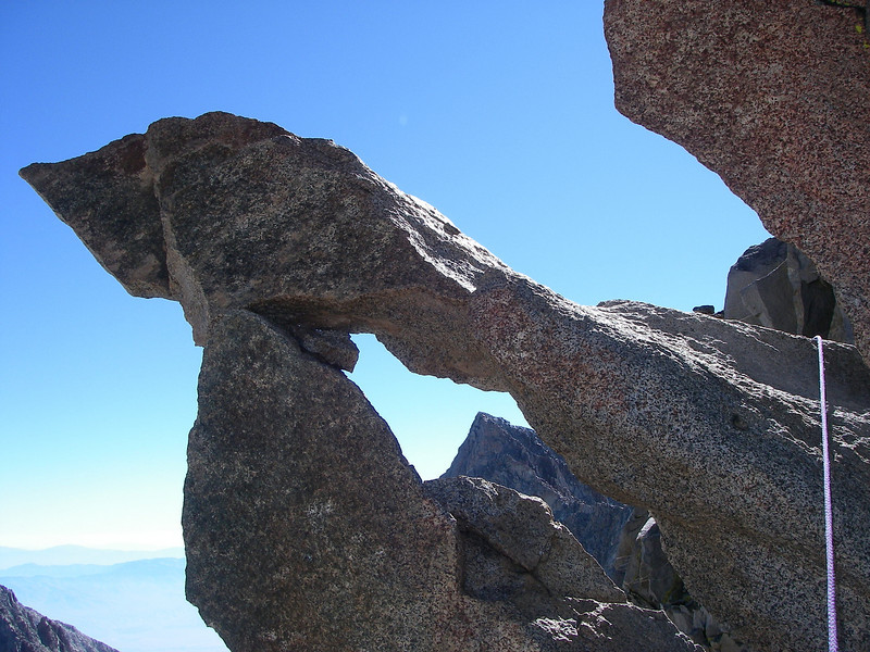 Interesting rock formations ...