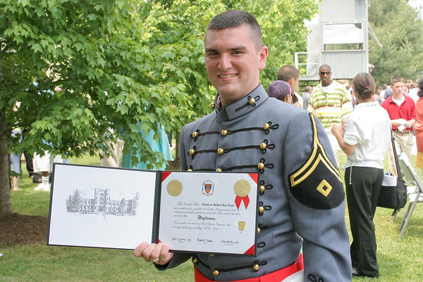 2007-05-26: Cam's FUMA Graduation