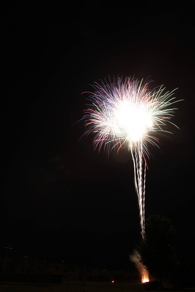 Solon Home Days 2011 Fireworks