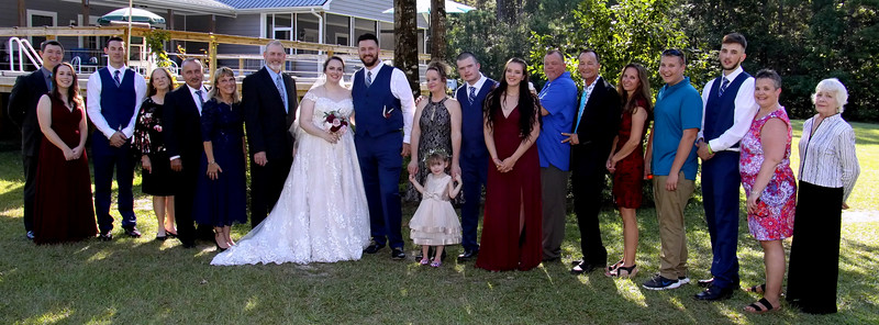 Zack & Brittney's Wedding (7766 Hits)