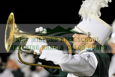 NEW MILFORD HIGH SCHOOL MARCHING BAND Homecoming Game, October 16, 2009