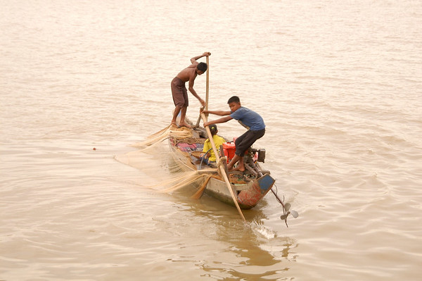 Cambodia Living on the River