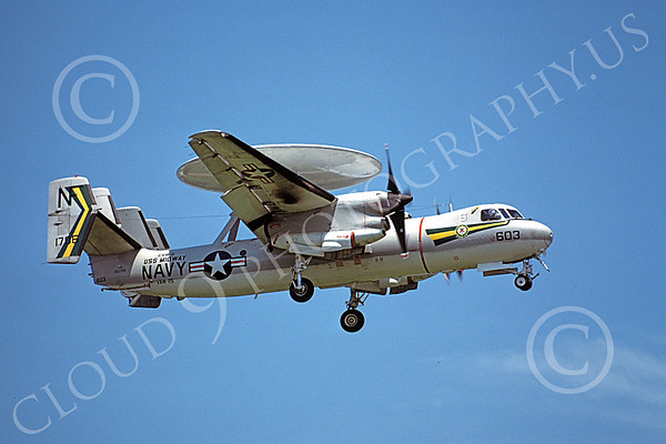 US Navy VAW-115 LIBERTY BELLS Military Airplane Pictures