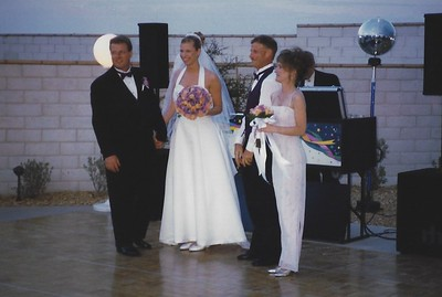 Joanne & Bills Wedding