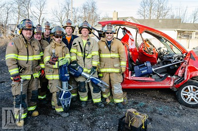 03-27-19 West Lafayette FD - Extrication Training