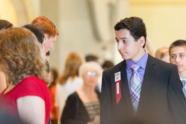 2015-04-18 St Paul 8th Grade Confirmation