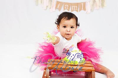 Amara turns 1!