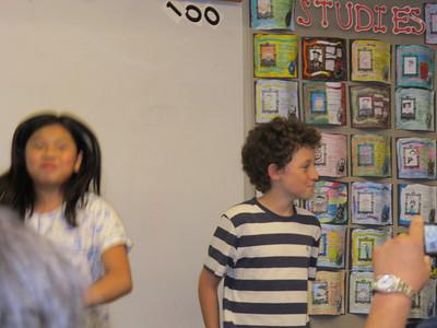 Jeff's Fifth grade play/Acacia