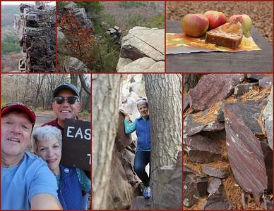 Devil's Lake State Park Exploring Nov 2015
