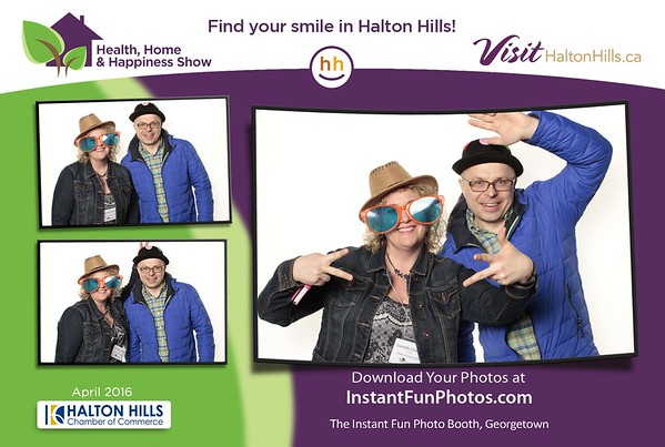 2016 Health Home & Happiness Show