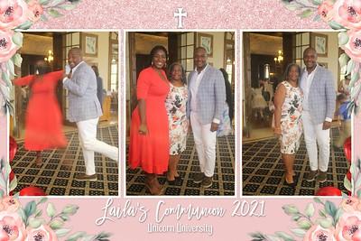 5-8-2021 Laila's Communion