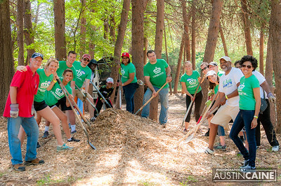 Firestone Park Cleanup Party