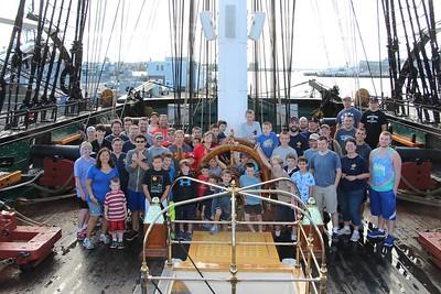 2014 - USS Constitution Overnight