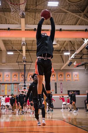 WBL boys Varsity Basketball -V- Stillwater 2020