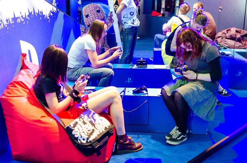 Gamers @ Gamescom 2012