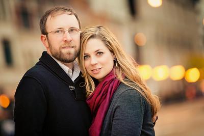 Sarah & Peter