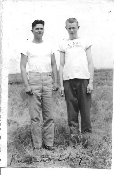 Norman Knapp and Edwin Olson