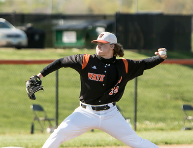 4/13/21 Varsity baseball vs Waterloo