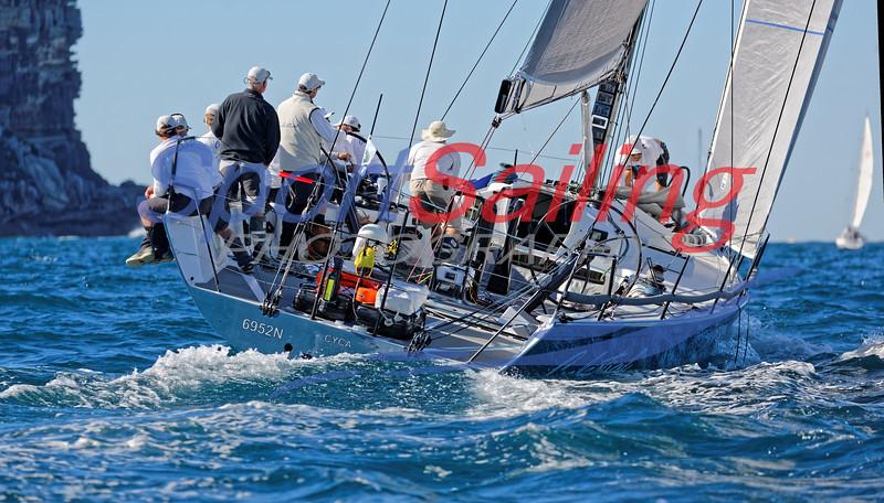 Sydney to Gold Coast Yacht Race 2017
