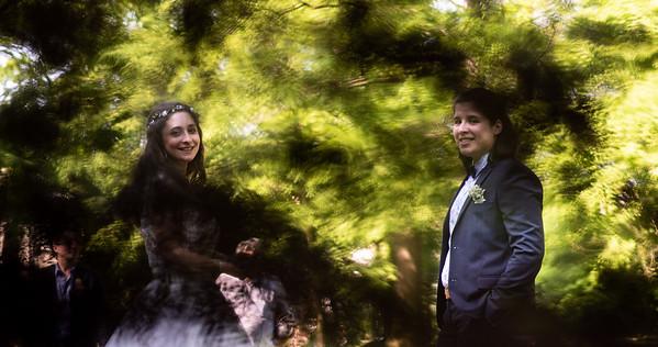 Mariage de Charlotte et Laura