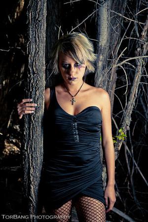 Katie Dark Shoot