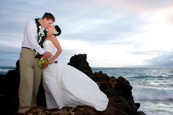 Maui Hawaii Wedding Photography for Wotton 12.04.07