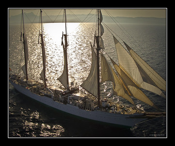 Sailboats - Tallship
