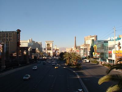The Bright Lights of Las Vegas