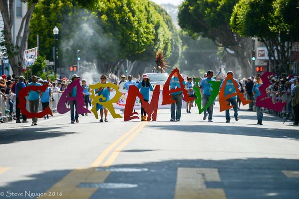 San Francisco Carnaval 2016