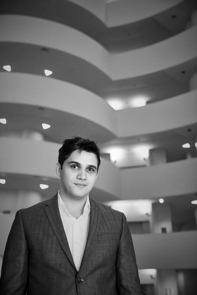 Brandon Stirling Baker Portraits Guggenheim W&P