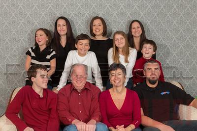 Bird Family 2014