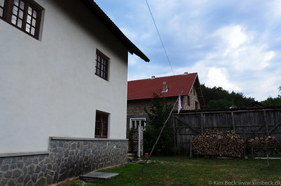Romanian Village visit