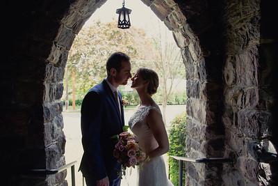 Michelle and Jon: Couple Portraits