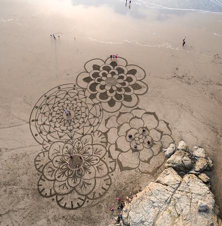 Group Art Experience- San Francisco 1-29-17