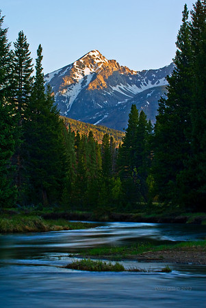 Rocky Mountain NP & Grand Lake Landscapes