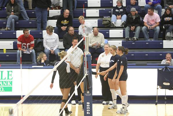 Concordia vs Dordt Volleyball JV