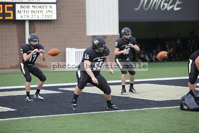 Kansas City (MO) Rockhurst Hawklets at Bentonville Tigers - 08/31/2012