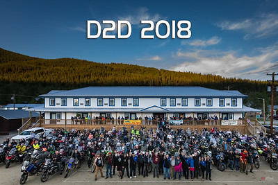 2018 Dust to Dawson Official Group Photo