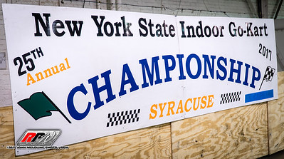 NY State Indoor Go-Kart Championship 2017