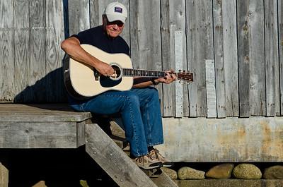 Scott Stallard Album Proofs